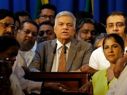 Sri Lankan president casts doubt on working with reinstated prime minister