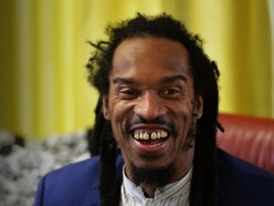 Benjamin Zephaniah backs Acorns Children's Hospice on poetry recital visit