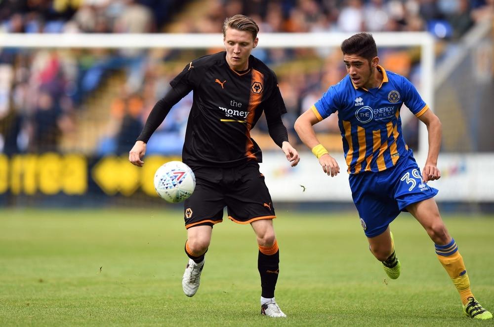 Joe Mason: Wolverhampton Wanderers loan striker to Colorado Rapids