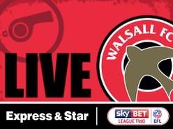 Walsall 0 Macclesfield 1 - LIVE