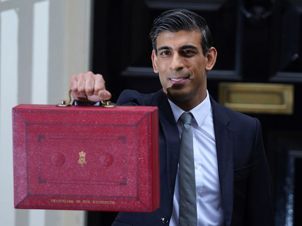 Chancellor of the Exchequer Rishi Sunak delivered his Budget on Wednesday