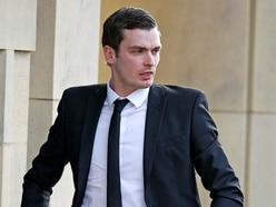 Good to have him home, says father as shamed footballer Adam Johnson leaves jail