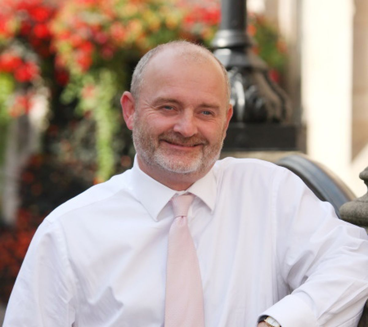 Patrick Farrington