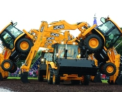 JCB Dancing Diggers to perform at Staffordshire County Show