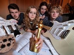 Unsigned Wolverhampton group Jump the Shark talk ahead of city gig