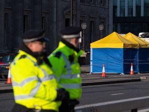 Incident at London Bridge
