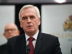 Victorious John McDonnell heckled at election count