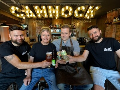 New micro-bar opens in Cannock