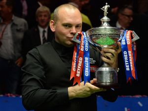 Former world champion Stuart Bingham booked his return to the Crucible