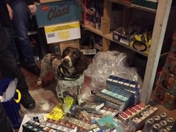Around 23k illegal cigarettes seized from shops in Walsall crackdown