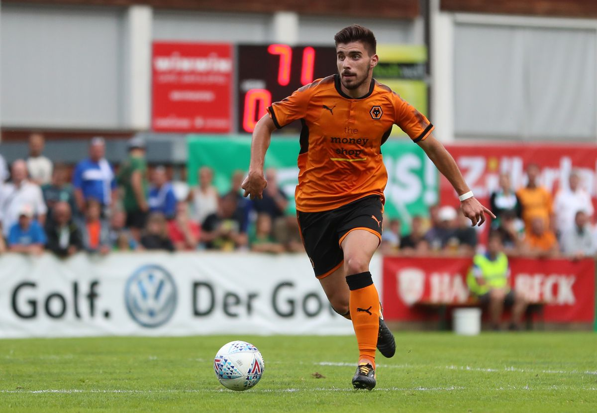 Ruben Neves is a man who was previously linked with a big Premier League move - Wolves' capture of him was a major coup (James Baylis AMA)