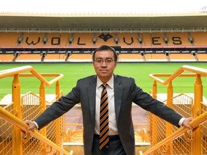 Jeff Shi the executive chairman of Wolverhampton Wanderers (AMA)