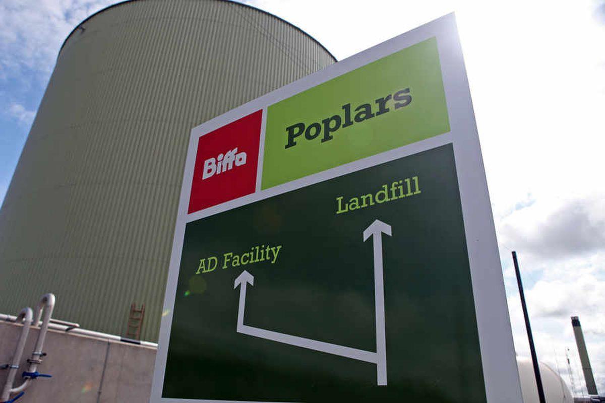 Deadline is set over smells at Cannock Biffa site