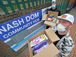Coronavirus: Walsall community hub launches appeal for help