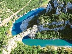 Travel review: Ardeche region, France