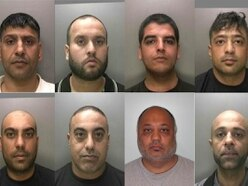 Drug gang tried to smuggle £10m worth of heroin from Pakistan to Black Country