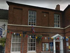 A Google Street View Image Of Stone Town Council\\\'S Office In Station Road Stone