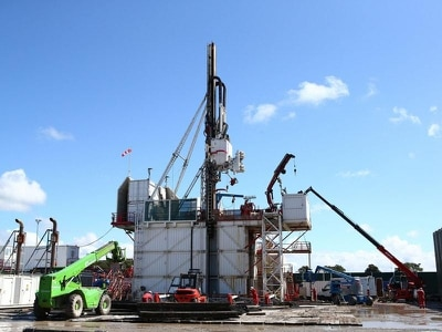 Third record-breaking tremor recorded near UK's only fracking site