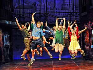 Blood Brothers is due to return to he Birmingham Hippodrome (photo of previous production)