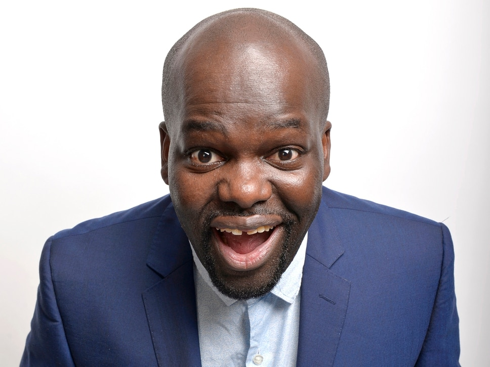Daliso Chaponda on Mugabe metaphors, nearly being arrested in Malawi, Britain's Got Talent and his tour - coming to Shrewsbury, Wolverhampton and Birmingham