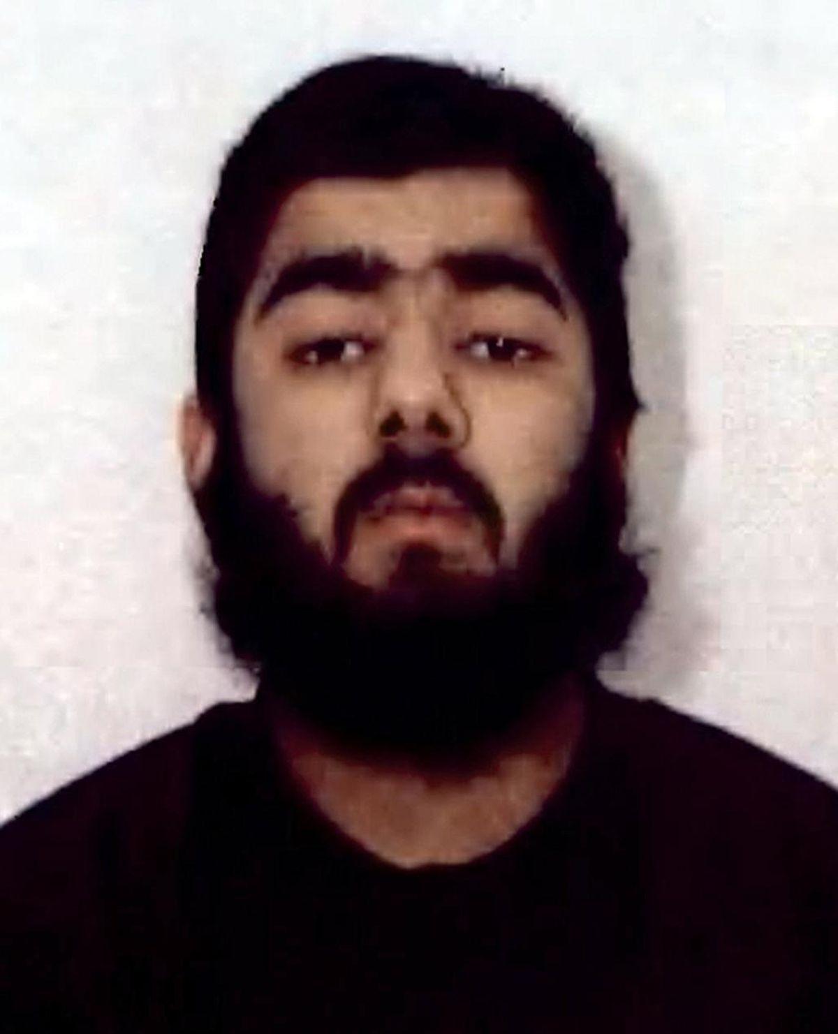 Usman Khan – killer