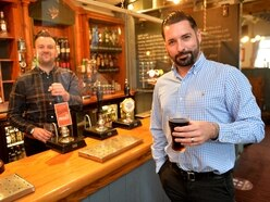 Sneeze guards, signage and walkways as pubs roll out the barrels again