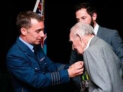 Legion d'Honneur for D-Day veteran who helped destroy seven tanks
