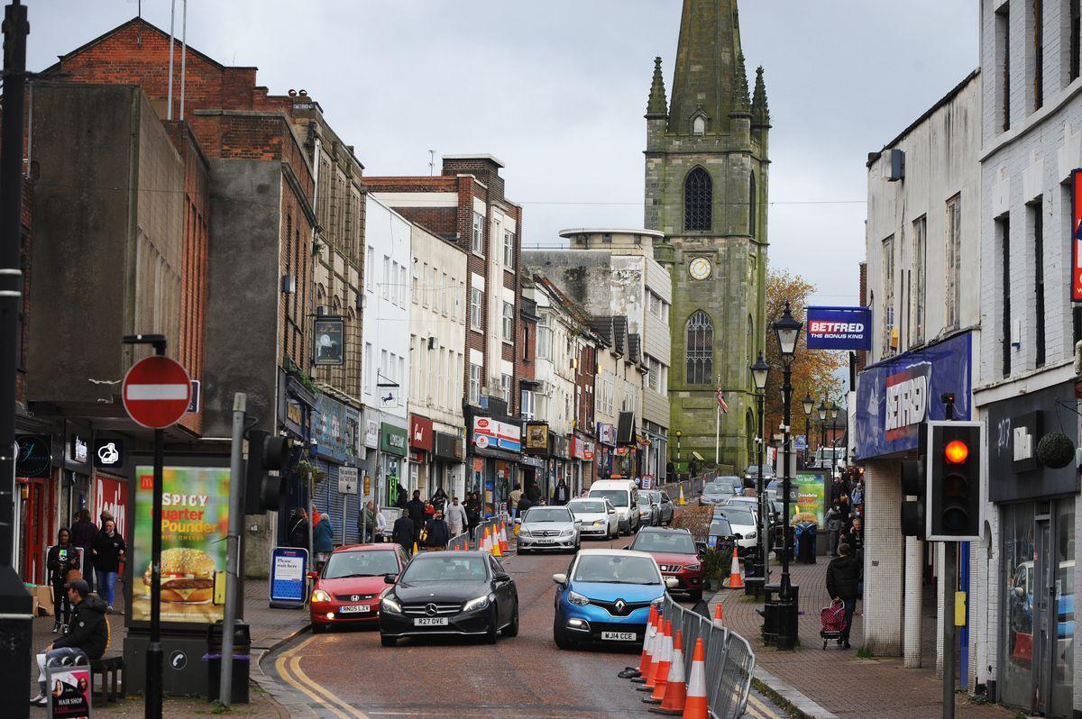 Dudley High Street