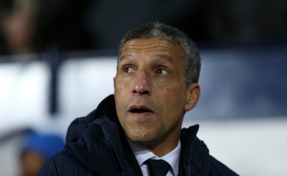Hughton calls for action after derogatory Bong chants