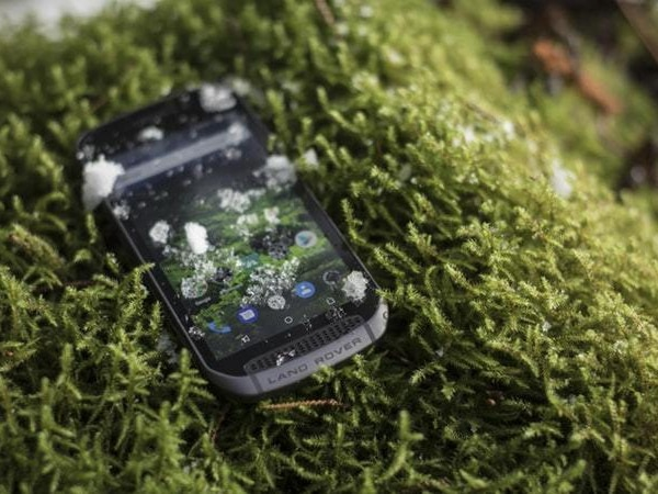 Land Rover creates 'world's toughest mobile phone'