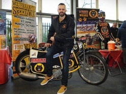 Rory Schlein flat out – as delivery driver