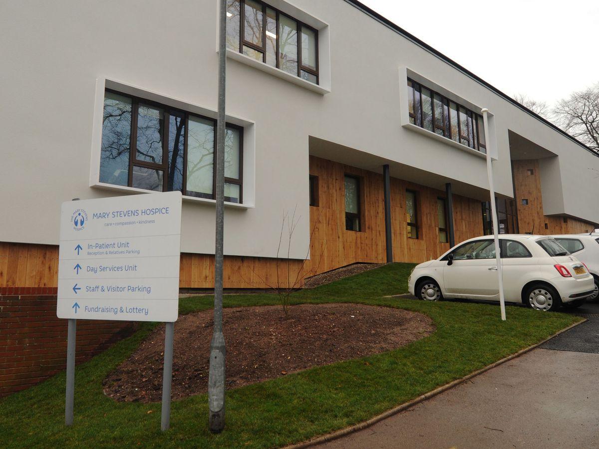 Mary Stevens Hospice in Stourbridge