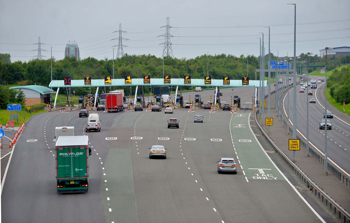 The M6 Toll has divided opinion