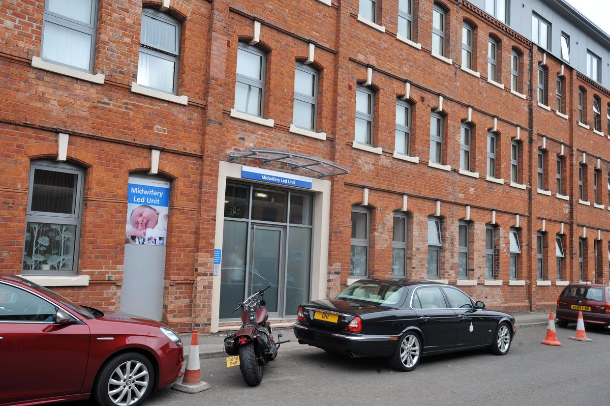 Midwifery-Led Unit in Charles Street, Walsall