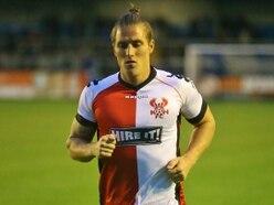Harriers share six-goal thriller