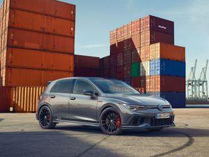 "Volkswagen Golf GTI Clubsport 45"""