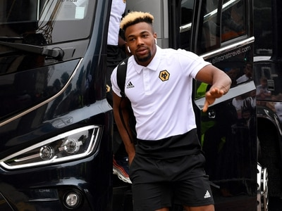 Adama Traore fit for Wolves' trip to Leicester