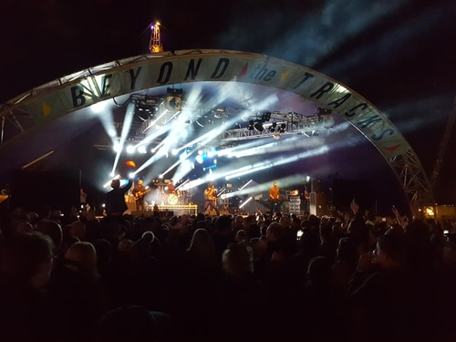 Ocean Colour Scene, Maximo Park, The Coral, The Twang: Day two at Birmingham's Beyond The Tracks festival - with pictures