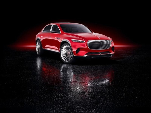 Mercedes-Maybach debuts luxurious Vision Ultimate Luxury concept at Beijing Motor Show