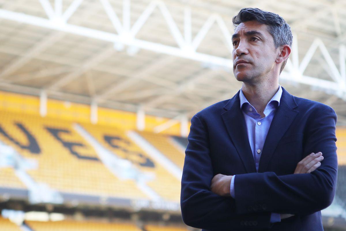 Bruno Lage (Photo: Wolves)