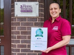 Cannock care provider among top 20 in West Midlands