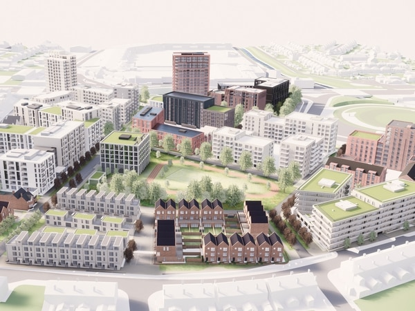 PICTURES: The proposed Birmingham Commonwealth Games Village