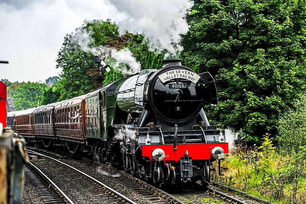 Severn Valley Railway: Full series of events for 2017