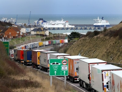 HGVs will need permits to enter Kent to prevent post-Brexit gridlock – Gove