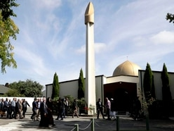Worshippers visit Christchurch mosque as it reopens