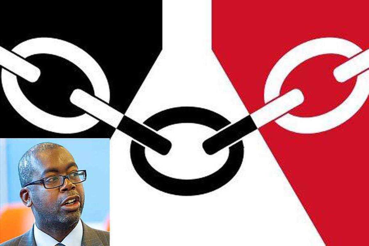 Black Country flag row: Why I will never accept the chain logo