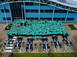 Mercedes F1 team ready to start delivering breathing devices to the NHS