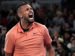 Kyrgios apologises for his behaviour after beating Simon