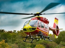Woman dies after medical emergency on Shropshire/Staffordshire border