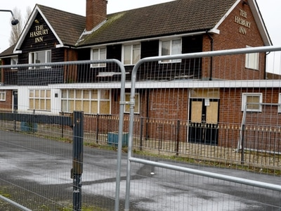 Eyesore former Hasbury Inn will become supermarket - two years after closing despite campaign